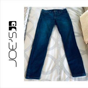 JOE'S {28} Jeans Skinny Ankle Jeans Blue Carla